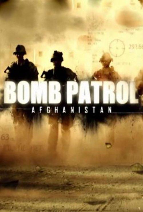 Netflix Serie - Bomb Patrol: Afghanistan - Nu op Netflix