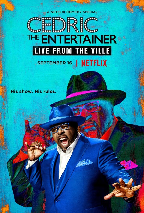 Netflix Serie - Cedric - Nu op Netflix