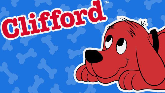 Netflix Serie - Clifford the Big Red Dog - Nu op Netflix