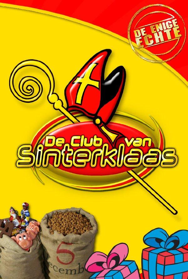 Netflix Serie - Club van Sinterklaas - Nu op Netflix