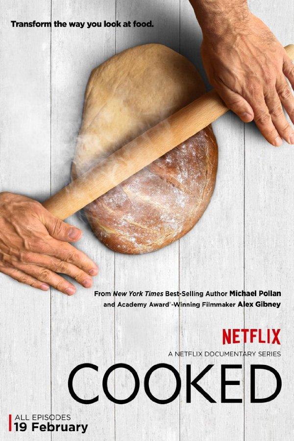 Netflix Serie - Cooked - Nu op Netflix