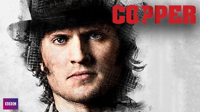 Netflix Serie - Copper - Nu op Netflix