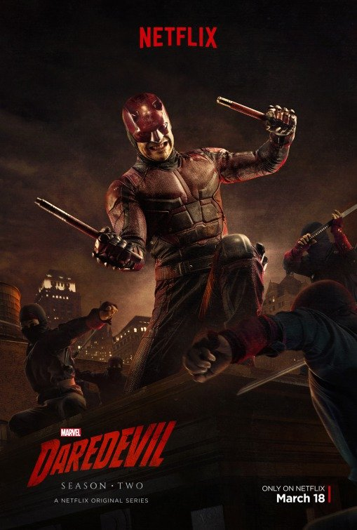 Netflix Serie - Daredevil - Nu op Netflix
