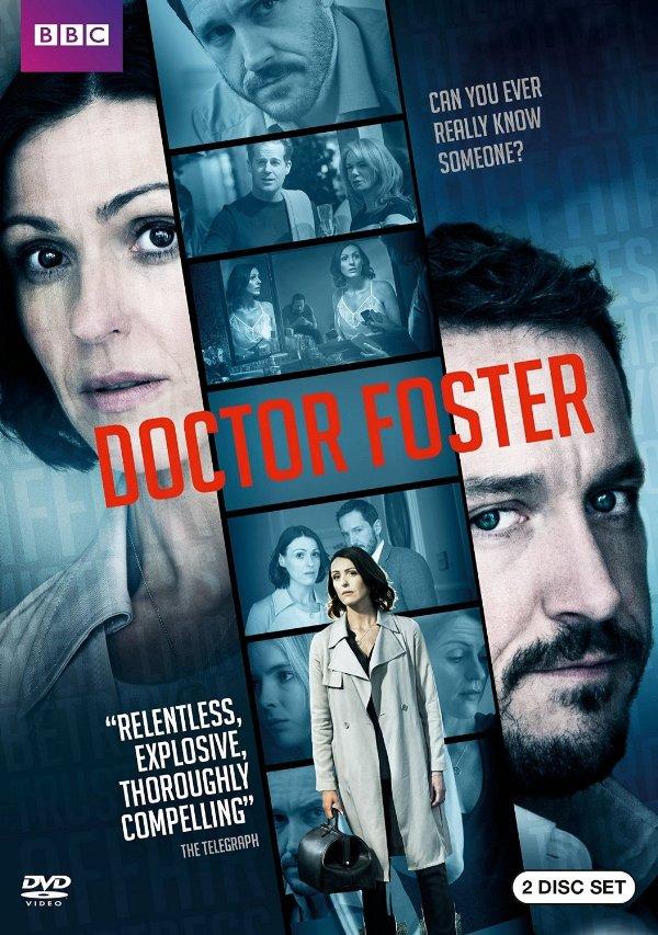 Netflix Serie - Doctor Foster - Nu op Netflix