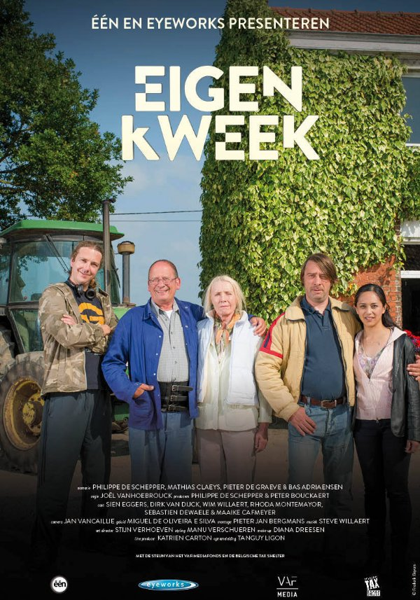 Netflix Serie - Eigen Kweek - Nu op Netflix