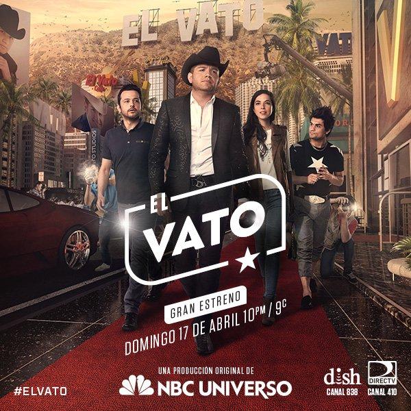 Netflix Serie - El Vato - Nu op Netflix
