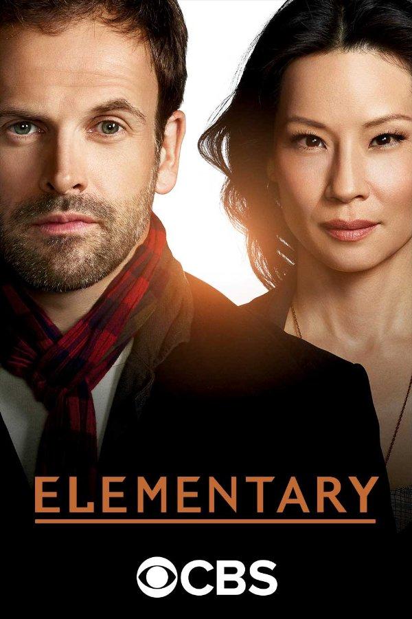 Netflix Serie - Elementary - Nu op Netflix