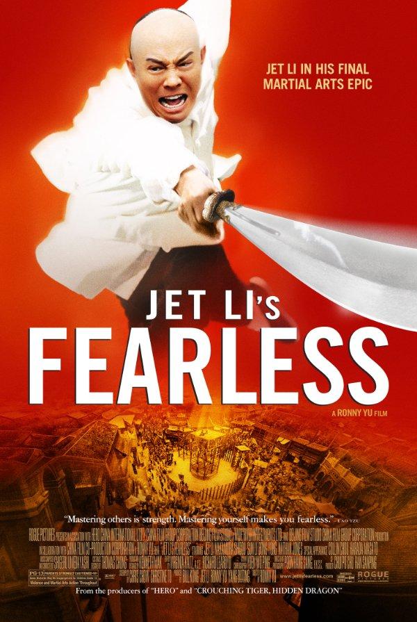 Netflix Serie - Fearless - Nu op Netflix