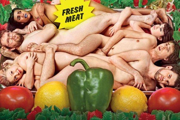 Netflix Serie - Fresh Meat - Nu op Netflix