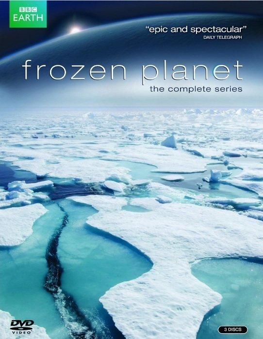 Netflix Serie - Frozen Planet - Nu op Netflix