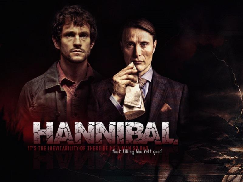 Netflix Serie - Hannibal - Nu op Netflix