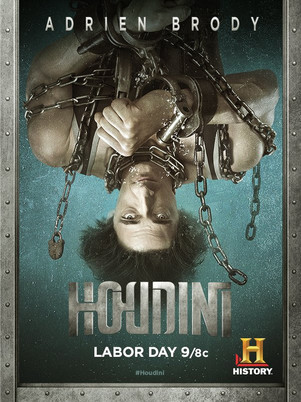 Netflix Serie - Houdini - Nu op Netflix