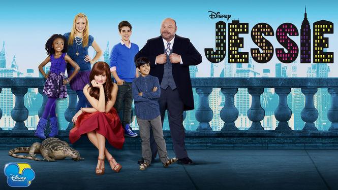 Netflix Serie - Jessie - Nu op Netflix