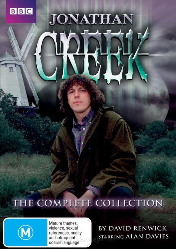 Netflix Serie - Jonathan Creek - Nu op Netflix