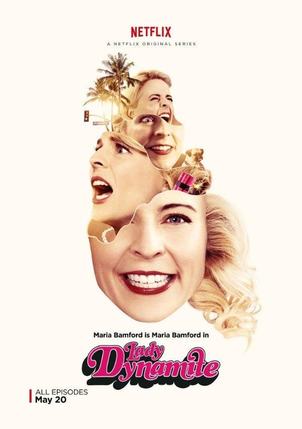 Netflix Serie - Lady Dynamite - Nu op Netflix