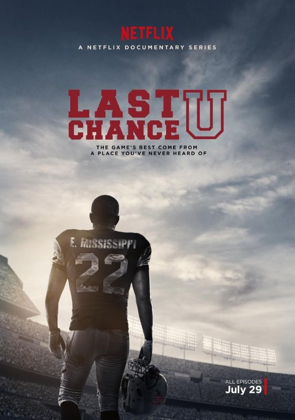 Netflix Serie - Last Chance U - Nu op Netflix