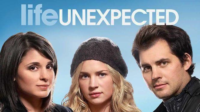 Netflix Serie - Life Unexpected - Nu op Netflix