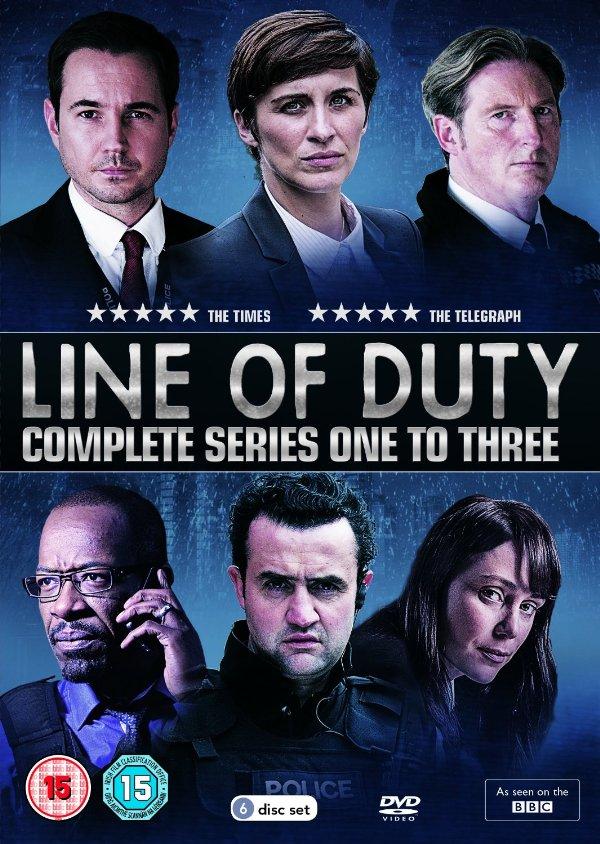Netflix Serie - Line of Duty - Nu op Netflix