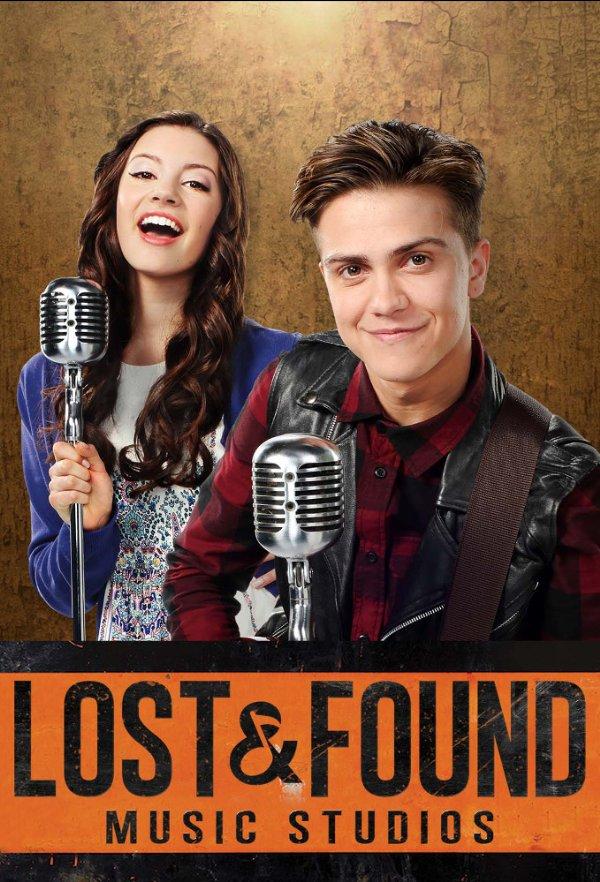 Netflix Serie - Lost & Found Music Studios - Nu op Netflix