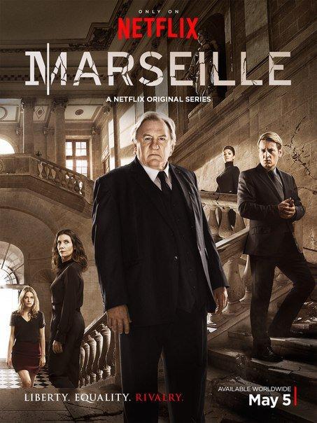 Netflix Serie - Marseille - Nu op Netflix