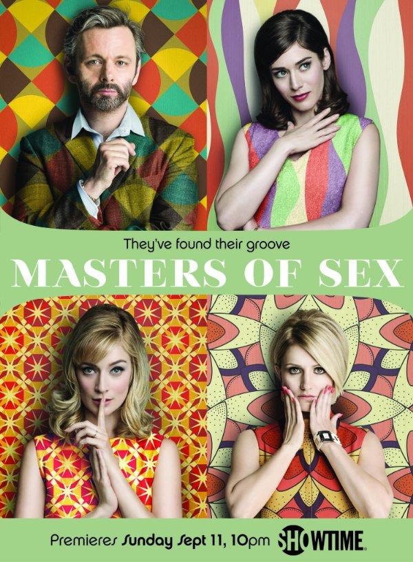Netflix Serie - Masters of Sex - Nu op Netflix