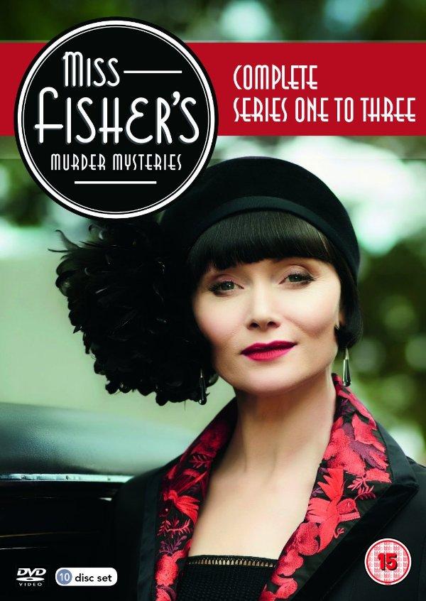 Netflix Serie - Miss Fisher's Murder Mysteries - Nu op Netflix