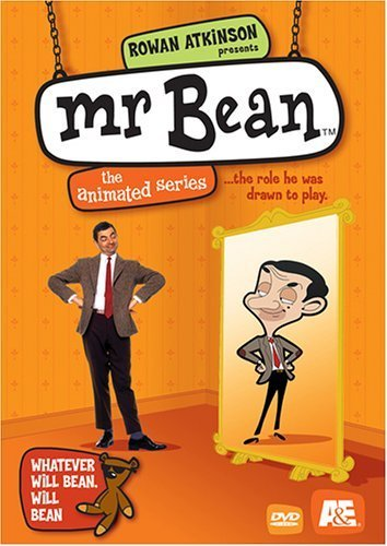 Netflix Serie - Mr. Bean: The Animated Series - Nu op Netflix