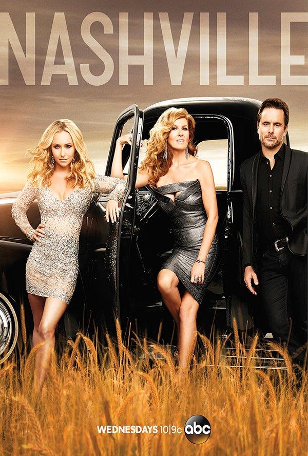 Netflix Serie - Nashville - Nu op Netflix