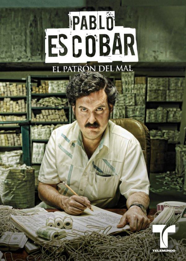 Netflix Serie - Pablo Escobar, el patrón del mal - Nu op Netflix