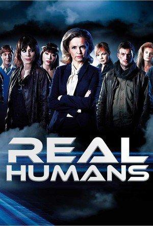 Netflix Serie - Real Humans - Nu op Netflix