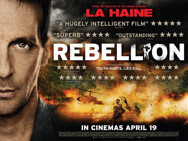 Netflix Serie - Rebellion - Nu op Netflix