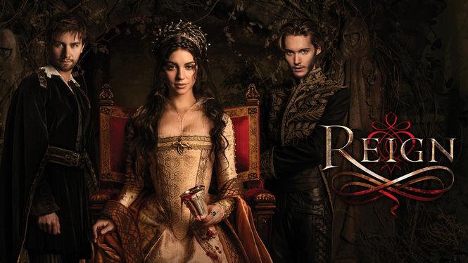 Netflix Serie - Reign - Nu op Netflix