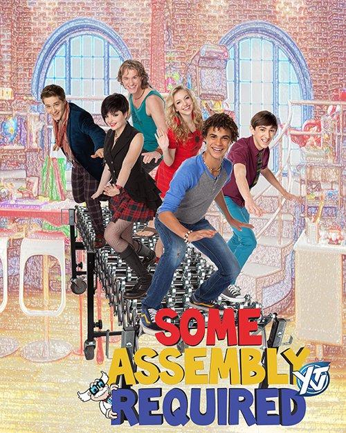 Netflix Serie - Some Assembly Required - Nu op Netflix