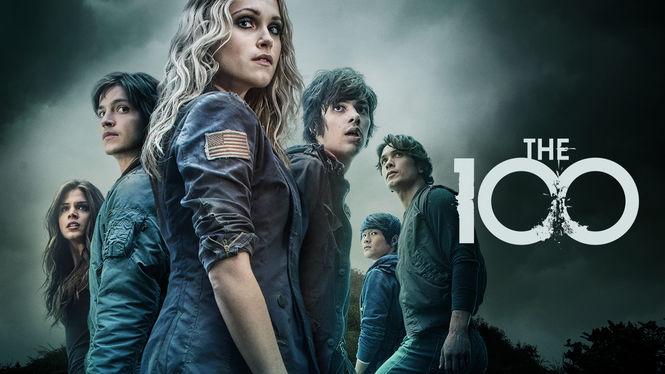 Netflix Serie - The 100 - Nu op Netflix