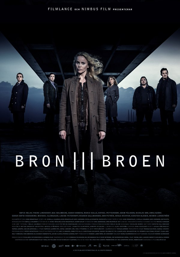 Netflix Serie - The Bridge - Nu op Netflix