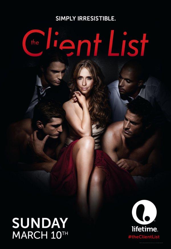 Netflix Serie - The Client List - Nu op Netflix