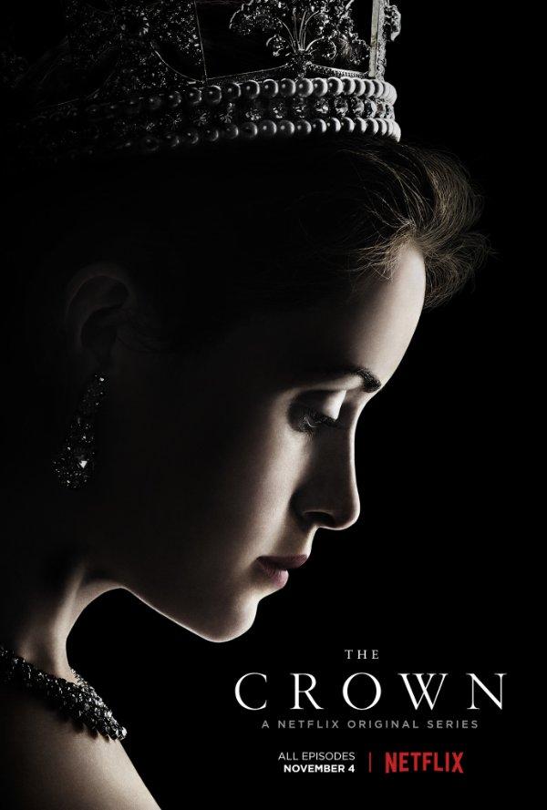Netflix Serie - The Crown - Nu op Netflix