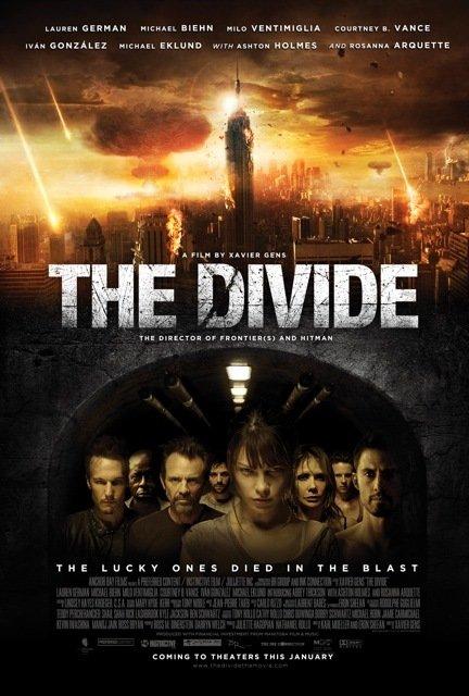 Netflix Serie - The Divide - Nu op Netflix