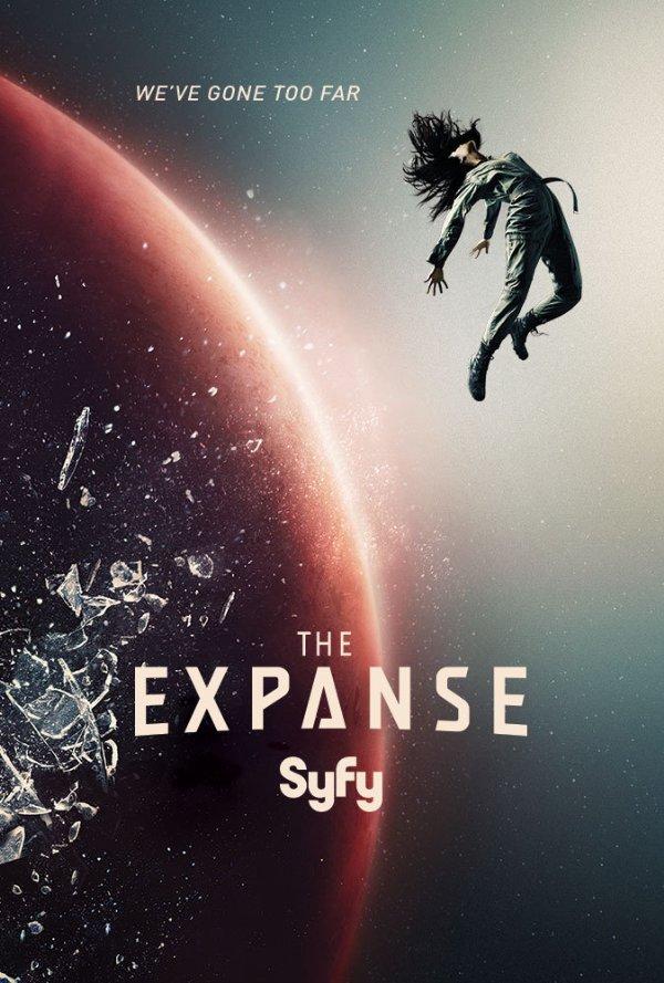 Netflix Serie - The Expanse - Nu op Netflix