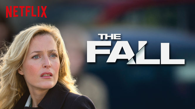 Netflix Serie - The Fall - Nu op Netflix