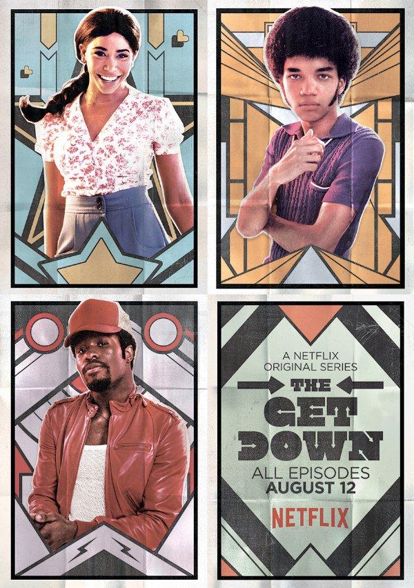 Netflix Serie - The Get Down - Nu op Netflix