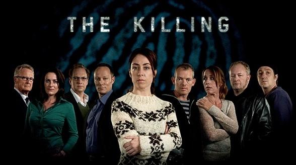 Netflix Serie - The Killing - Nu op Netflix