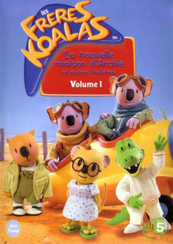 Netflix Serie - The Koala Brothers - Nu op Netflix