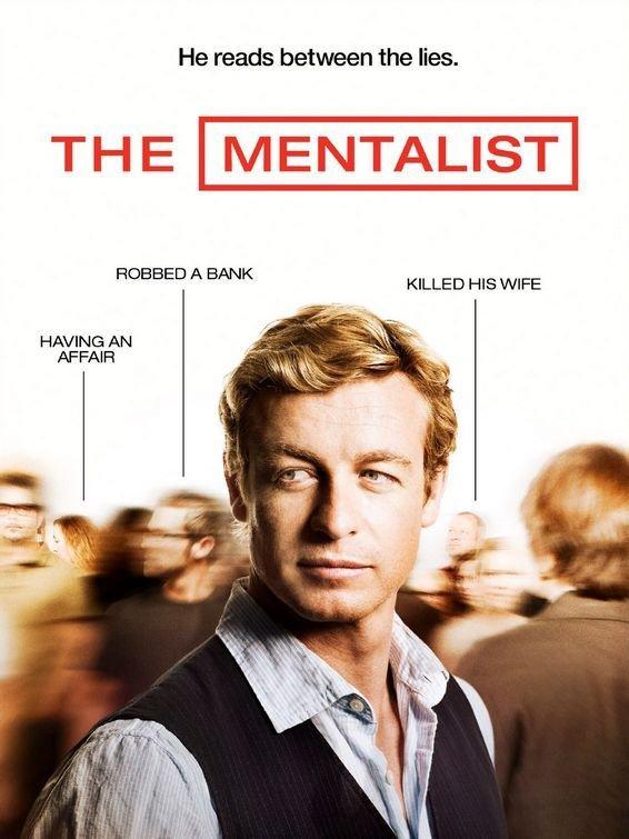 Netflix Serie - The Mentalist - Nu op Netflix