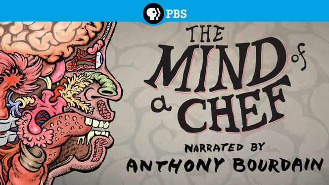 Netflix Serie - The Mind of a Chef - Nu op Netflix