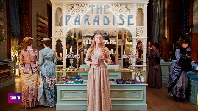Netflix Serie - The Paradise - Nu op Netflix