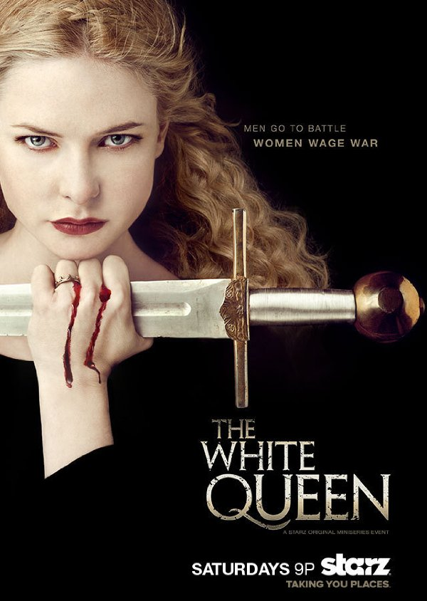 Netflix Serie - The White Queen - Nu op Netflix