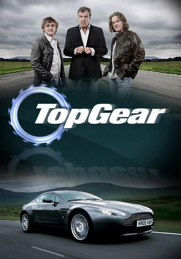 Netflix Serie - Top Gear - Nu op Netflix