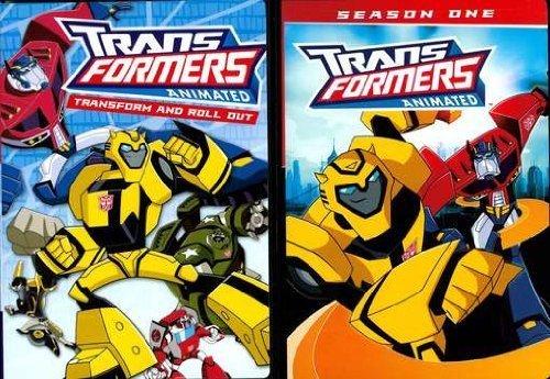 Netflix Serie - Transformers: Animated - Nu op Netflix