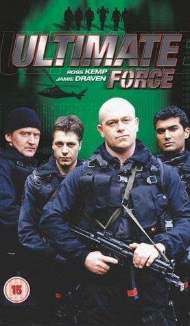 Netflix Serie - Ultimate Force - Nu op Netflix